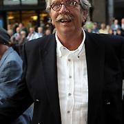 NLD/Amsterdam/20080901 - Premiere film Bikkel over het leven van Bart de Graaff, vader Fred de Graaff