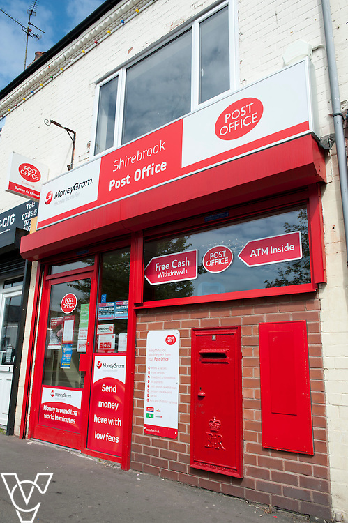 General view of the outside of Shirebrook Post Office<br /> <br /> Shirebrook Post Office Postmaster Roopesh Naik has recently taken over a second Post Office branch (Warsop) and plans to take on even more in the future.  He hopes the new website – www.runapostoffice.co.uk - will help him find the right opportunity.<br /> <br /> Date: May 23, 2015