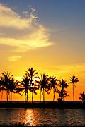 Big Island Sunset Hawaii