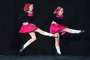 29. Under 12 Years Girls Reels in Threes