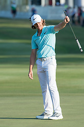 December 10, 2016 - Hong Kong, Hong Kong SAR, China - England's Tommy Fleetwood on the 17th green finishes round 3 in 3rd position with 9 under par.Day 3 of the Hong Kong Open Golf at the Hong Kong Golf Club Fanling..© Jayne Russell. (Credit Image: © Jayne Russell via ZUMA Wire)