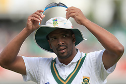 South Africa's Vernon Philander during day four of the 3rd Investec Test match at the Kia Oval, London.