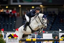 Nieberg Gerrit, GER, Contagio<br /> Stuttgart - German Masters 2018<br /> © Hippo Foto - Stefan Lafrentz