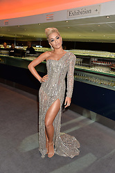 RITA ORA at the GQ Men Of The Year 2014 Awards in association with Hugo Boss held at The Royal Opera House, London on 2nd September 2014.