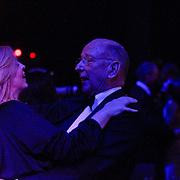 NLD/Hilversum/20120205 - Concert tbv Stichting DON, Anita van der Hoeven - van der Klooster en partner Cees van der Hoeven