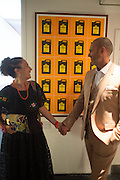 SARA GOLDSTEIN;  JEFF FORMICA, The ICA Fundraising Gala / Intercourse 3<br /> Third annual auction and party to raise money for the ICA New Commissions Fund. Institute of Contemporary Arts, The Mall, London, SW1. 19 June 2013.