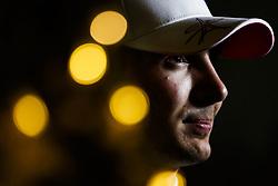 April 7, 2018 - Sakhir, Bahrain - OCON Esteban (fra), Force India F1 VJM11, portrait during 2018 Formula 1 FIA world championship, Bahrain Grand Prix, at Sakhir from April 5 to 8  (Credit Image: © Hoch Zwei via ZUMA Wire)
