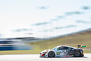 March 16-18, 2017: Mobil 1 12 Hours of Sebring. Michael Shank Racing, Acura NSX GT3, Andy Lally, Katherine Legge, Mark Wilkins