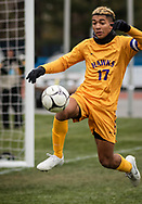 Rhinebeck plays Lansing in the New York State Public High School Athletic Association Class C boys soccer championship game on Sunday, Nov. 17, 2019, at Middletown.