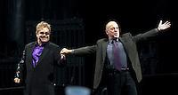 Elton John and Billy Joel on tour in Chicago