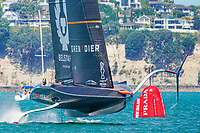 15/01/21 - Auckland (NZL)36th America's Cup presented by PradaPRADA Cup 2021 - Round Robin 1Ineos Team UK