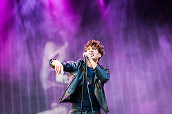 Paolo Nutini plays the main stage.<br /> Sunday at Glasgow Green, BBC Radio 1's Big Weekend Glasgow 2014.