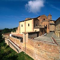 Arch. Sacchi, Siena, Italy