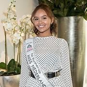 """NLD/Amsterdam/20190630 - Finale Miss Nederland 2019 """"Op jacht naar de kroon"""", Fabienne Davelaar is gekroont tot 1e runner up Miss Nederland 2019"""
