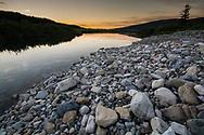 Belly River, Sundown, Waterton Lakes National Park