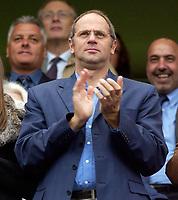 Photo: Daniel Hambury.<br />Chelsea v Blackburn Rovers. The Barclays Premiership.<br />29/10/2005.<br />Sir Steve Redgrave in the crowd.