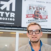 NLD/Rotterdam/20171117 - Opening TYR Boxing, Bernhard van Oranje Jr.