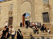 Turkey, Istanbul, Yeni Cami MOsque