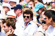 during the Roland Garros French Tennis Open 2018, day 11, on June 6, 2018, at the Roland Garros Stadium in Paris, France - Photo Pierre Charlier / ProSportsImages / DPPI