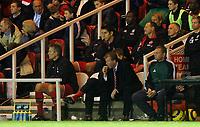 Photo: Andrew Unwin.<br />Middlesbrough v Dnipro. UEFA Cup. 03/11/2005.<br />Middlesbrough's manager, Steve McLaren.
