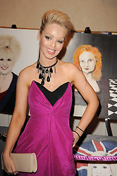 Katie Piper at the Inspiration Awards For Women held at Cadogan Hall, Sloane Terrace, London on 6th October 2010.