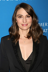 Sara Bareilles attends the American Museum of Natural History's 2018 Gala at the American Museum of Natural History in New York.