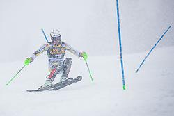 Haugan Timon (NOR) during the Audi FIS Alpine Ski World Cup Men's  Slalom at 60th Vitranc Cup 2021 on March 14, 2021 in Podkoren, Kranjska Gora, Slovenia Photo by Grega Valancic / Sportida