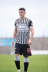 Elgin City's Archie McPhee.  <br /> East Fife 2 v 1 Elgin City, Ladbrokes Scottish Football League Division Two game played 22/8/2015 at East Fife's home ground, Bayview Stadium.