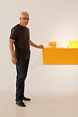 Haim Steinbach Installation at Louis Vuitton Maison, 2010
