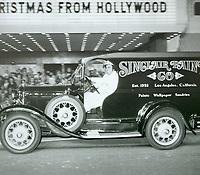 1973 Santa Clause Lane Parade