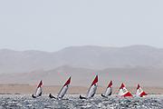 2015 Sunfish Worlds - Paracas. Peru.<br />  © Matias Capizzano