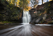 Middle Hungarian Falls<br /> Keweenaw Peninsula