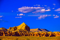 Rock formation on Highway 89 (near Lake Powell), Utah USA
