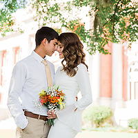 { Mr. & Mrs. Tommy Cruz }