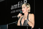 Sharon Stone, Amfar's Inaugural Cinema Against Aids. Spazio Etoile. Rome. 26 October 2007. SUPPLIED FOR ONE-TIME USE ONLY> DO NOT ARCHIVE. © Copyright Photograph by Dafydd Jones . 248 Clapham Rd. London SW9 0PZ. 0208 820 0771.  www.dafjones.com