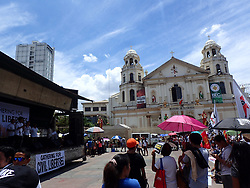 June 12, 2017 - Philippines - During the 119th Philippines' Independence Day celebration, a protest against martial law and bombings in Marawi City was attendede by activist and civil groups in Manila. (Credit Image: © Sherbien Dacalanio/Pacific Press via ZUMA Wire)