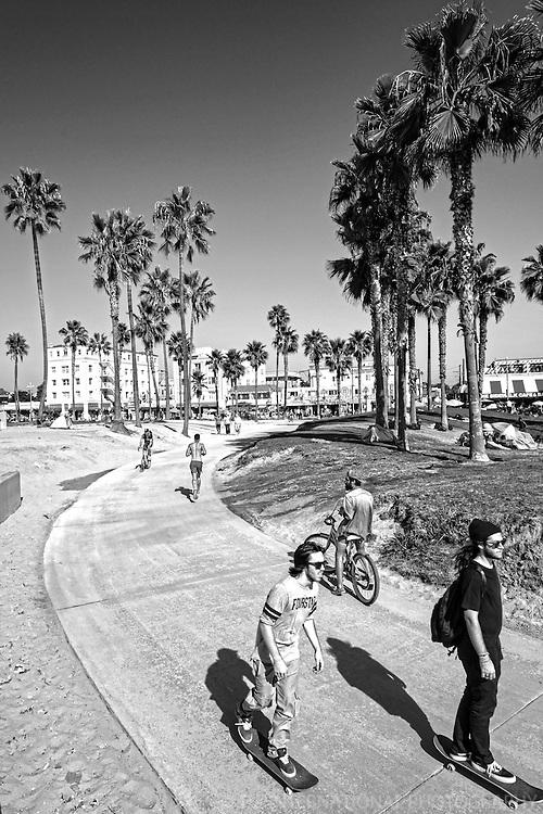 Commuters of Venice Beach