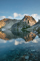 Sawtooth Lake Sawtooth Mountains Idaho