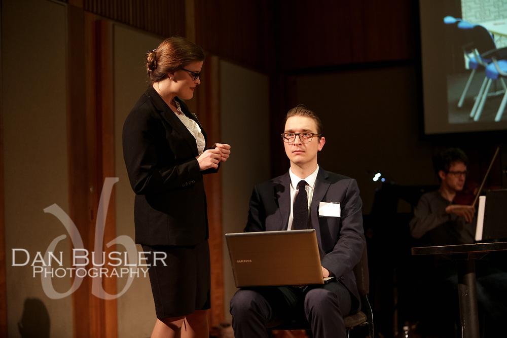 "Boston Opera Collaborative's 2017 ""Opera Bites"" - Dress Rehearsal November 9, 2017 at Longy School of Music"