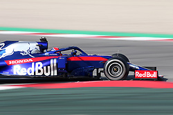 March 1, 2019 - Barcelona, Catalonia, Spain - the Toro Rosso of Daniel Kvyat during the Formula 1 test in Barcelona, on 01st March 2019, in Barcelona, Spain. (Credit Image: © Joan Valls/NurPhoto via ZUMA Press)