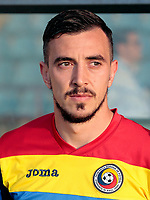 Uefa - World Cup Fifa Russia 2018 Qualifier / <br /> Romania National Team - Preview Set - <br /> Ioan Hora