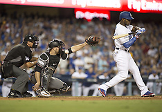 Los Angeles Dodgers v Arizona Diamondbacks - 07 Oct 2017