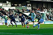 Yeovil Town v Southend United 041117