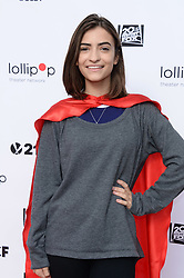 2nd Annual Lollipop Superhero Walk Benefiting Lollipop Theater Network. 29 Apr 2018 Pictured: Soni Bringas. Photo credit: MEGA TheMegaAgency.com +1 888 505 6342