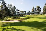Golf Club in the town of Nuwara Eliya, Central Province, Sri Lanka