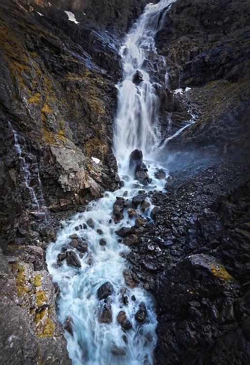 Norway - Stigfossen waterfall