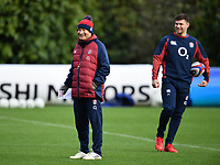 Rugby Union - 2020 Six Nations Championship - England Training Session & Press Conference pre-Ireland<br /> <br /> England's Head Coach Eddie Jones, at Pennyhill Park Hotel.<br /> <br /> COLORSPORT/ASHLEY WESTERN