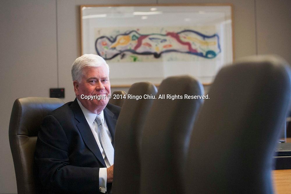 Noel Ryan, managing director, Houlihan Lokey.<br /> (Photo by Ringo Chiu/PHOTOFORMULA.com)