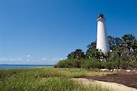 St. Marks Lighthouse on Florida's North Gulf Coast.