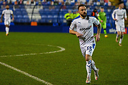 Tranmere Rovers midfielder Danny Lloyd during the EFL Sky Bet League 2 match between Tranmere Rovers and Forest Green Rovers at Prenton Park, Birkenhead, England on 19 January 2021.